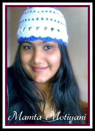 38aea98ff Mamta Motiyani | Connie's Crochet Gifts