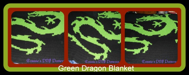 Green Dragon Collage
